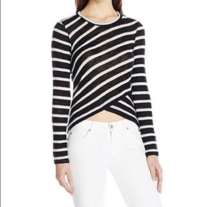 Tops - Splendid stripe loose knit top
